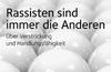 Logo: Tagung: Rassisten sind immer die Anderen. 13. bis 15. März 2015, Berlin