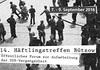 Foto: Das Jahr 1956. 14. Häftlingstreffen Bützow. 07.-09.09.2016, Rathaus Bützow.