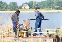 Fischer Berkholz aus Kratzeburg