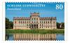Sonderbriefmarke Schloss Ludwigslust