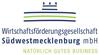 Logo Wirtschaftsförderungsgesellschaft Südwestmecklenburg