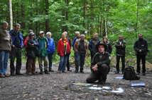 Mitarbeiter des Nationalparkamtes vermitteln aus erster Hand Wissenswertes über die Natur im Müritz-Nationalpark. © B. Lüthi-Herrmann