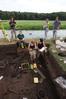 Foto: Ausgrabungsarbeiten Tollensetal