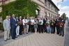 Alle Preisträger des Ideenwettbewerbes Gesundheitswirtschaft mit Wirtschaftsminister Harry Glawe (3. von links) - Foto: Wirtschaftsministerium