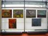 Malerische Impressionen im Bibliotheksfoyer, Foto: Verein Mecklenburgica
