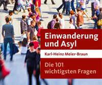 Foto: Karl-Heinz Meier-Braun: Einwanderung und Asyl. München 2015.