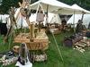mittelalterlichen Handwerks- und Handelsplatz, Foto: Archäologisches Freilichtmuseum Groß Raden