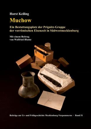 Cover Band 51 der Beiträge zur Ur- und Frühgeschichte Mecklenburg-Vorpommerns