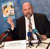 Wirtschaftsminister Harry Glawe stellt Wirtschaftsbericht 2014 vor