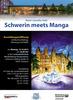 Plakat zur Manga-Ausstellung
