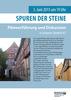 """Plakat """"Spur der Steine"""" am 3.6.2015"""