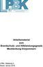 Deckblatt des Arbeitsmaterial zum BrSchG M-V