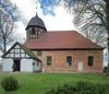 interner Link (neues Fenster): Bild vergrößern: Abb. 6. Ferdinandshof, Lkr. Vorpommern-Greifswald, Kirche,  Südansicht, 2014.