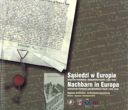 Cover Nachbarn in Europa