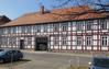 Pasewalk, Lkr. Vorpommern-Greifswald, Grünstraße 59, Fachwerkgebäude. (LAKD M-V/LD)
