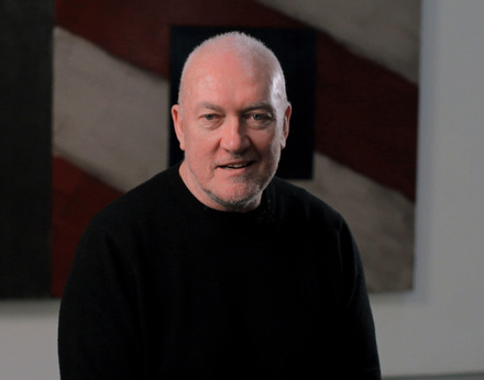 Selfportrait, © Sean Scully